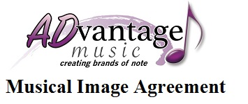 Advantage Music Musical Image Agreement Form