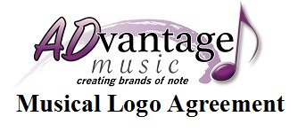 Advantage Music Musical Logo Agreement Form